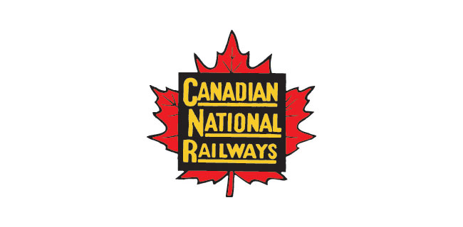 Canadian National Railways logo 1954