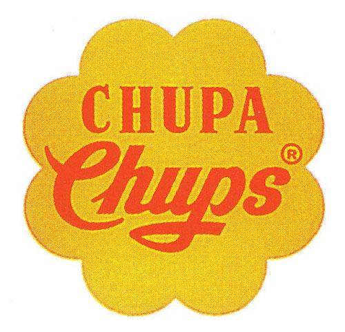 Chupa Chups logo by Dali