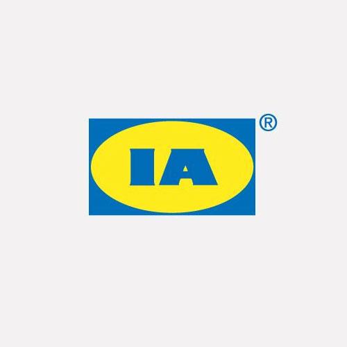 Ikea logo simplified