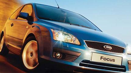 Ford Focus car