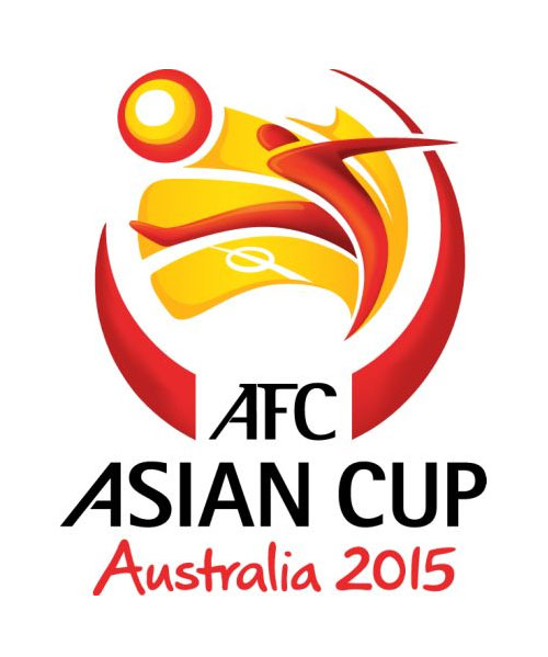 Logo de la Coupe d'asie des nations 2015