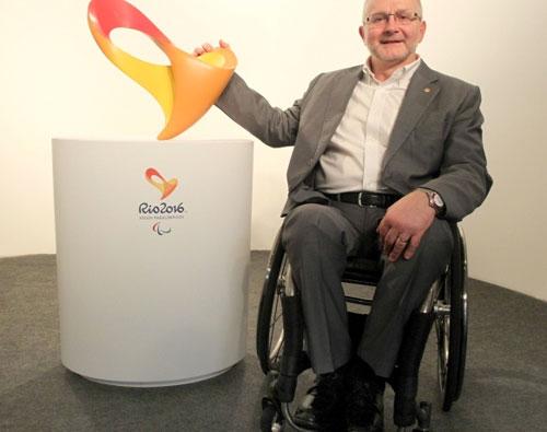 Rio 2016 Paralympic logo
