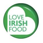 Love Irish Food, don't love the logo
