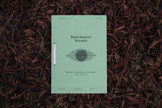 Mark Spencer botanist identity