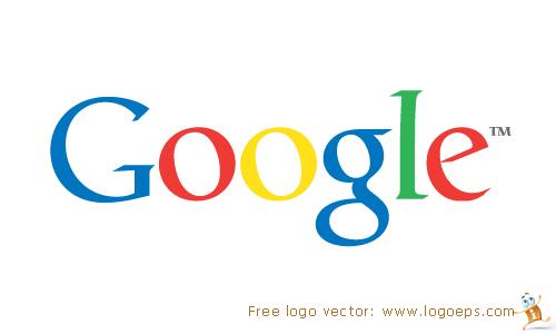 Google logo vector, logo of Google