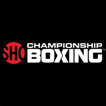 Showtime boxing Logos