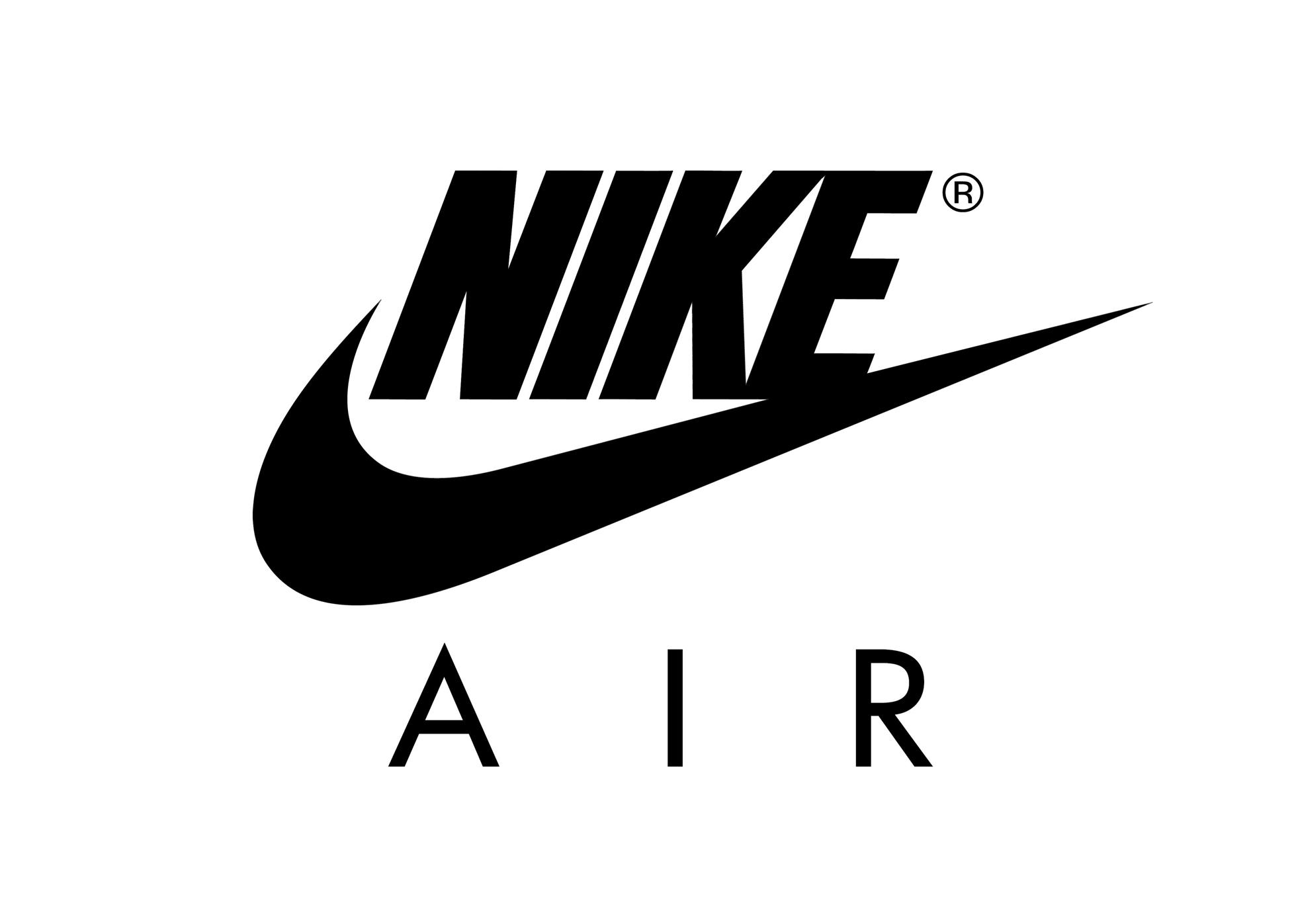 Nike Air Logos