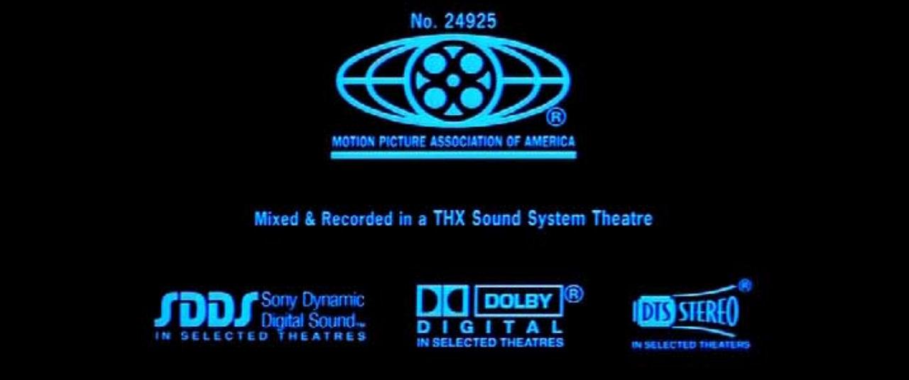 Credits Stereo Dolby Iatse