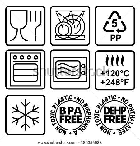 dishwasher safe logos