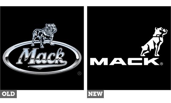Mack Truck Logos