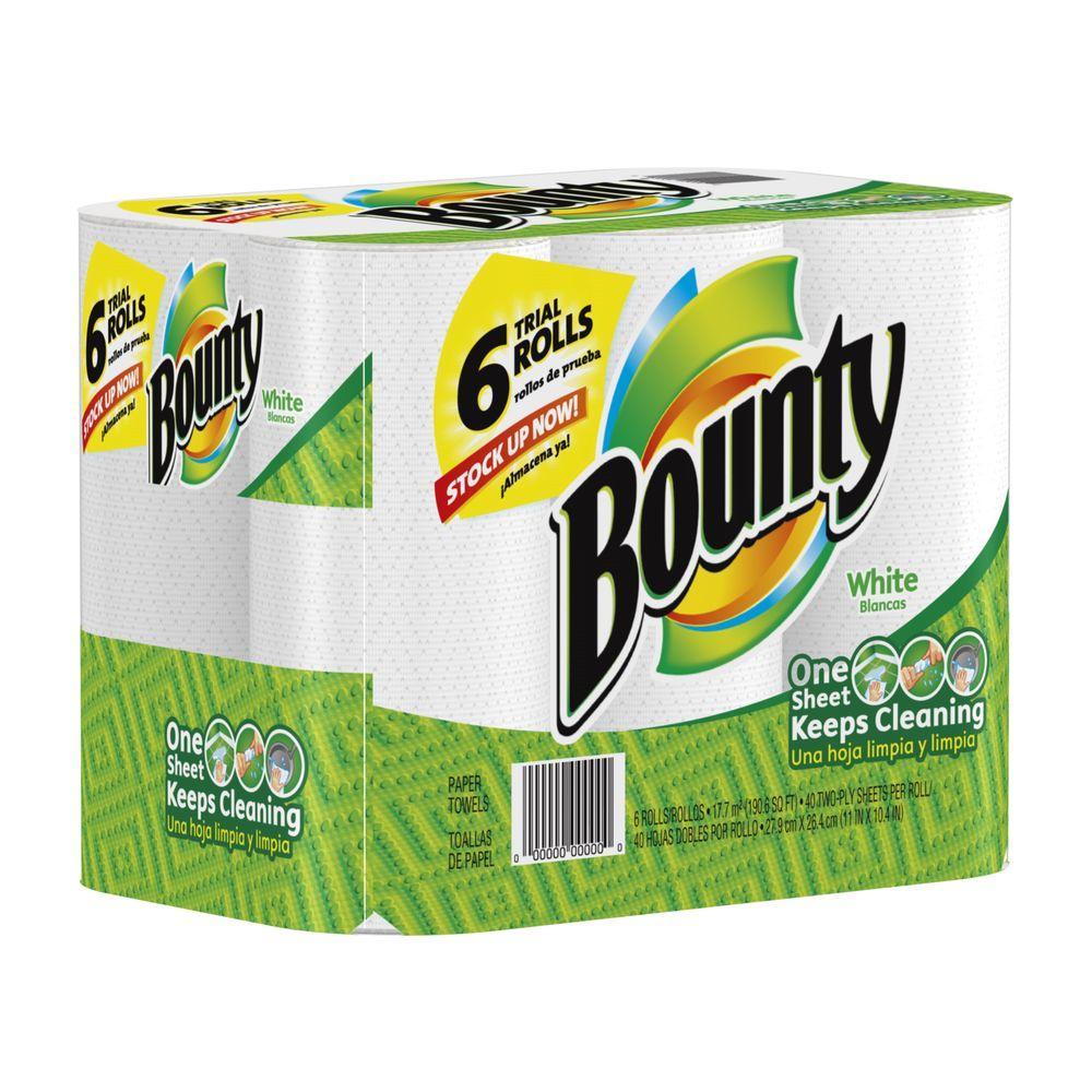 Bounty Fresh New Logo