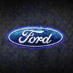 Wallpaper Rebel Flag Ford Logo