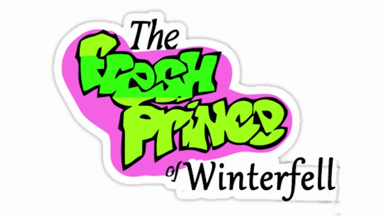Fresh Prince Logo Vector