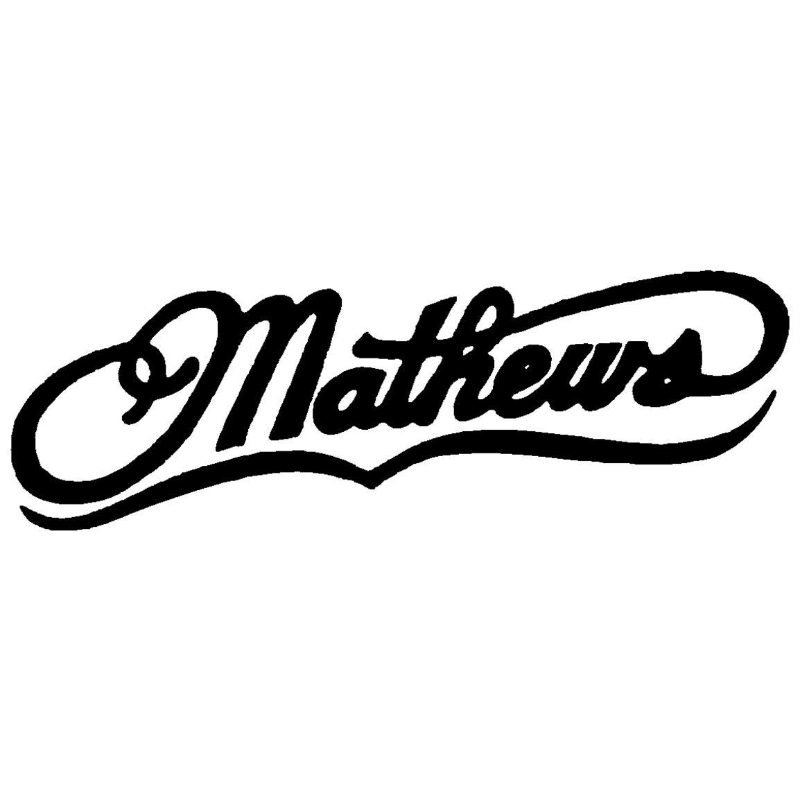 Mathews Logos