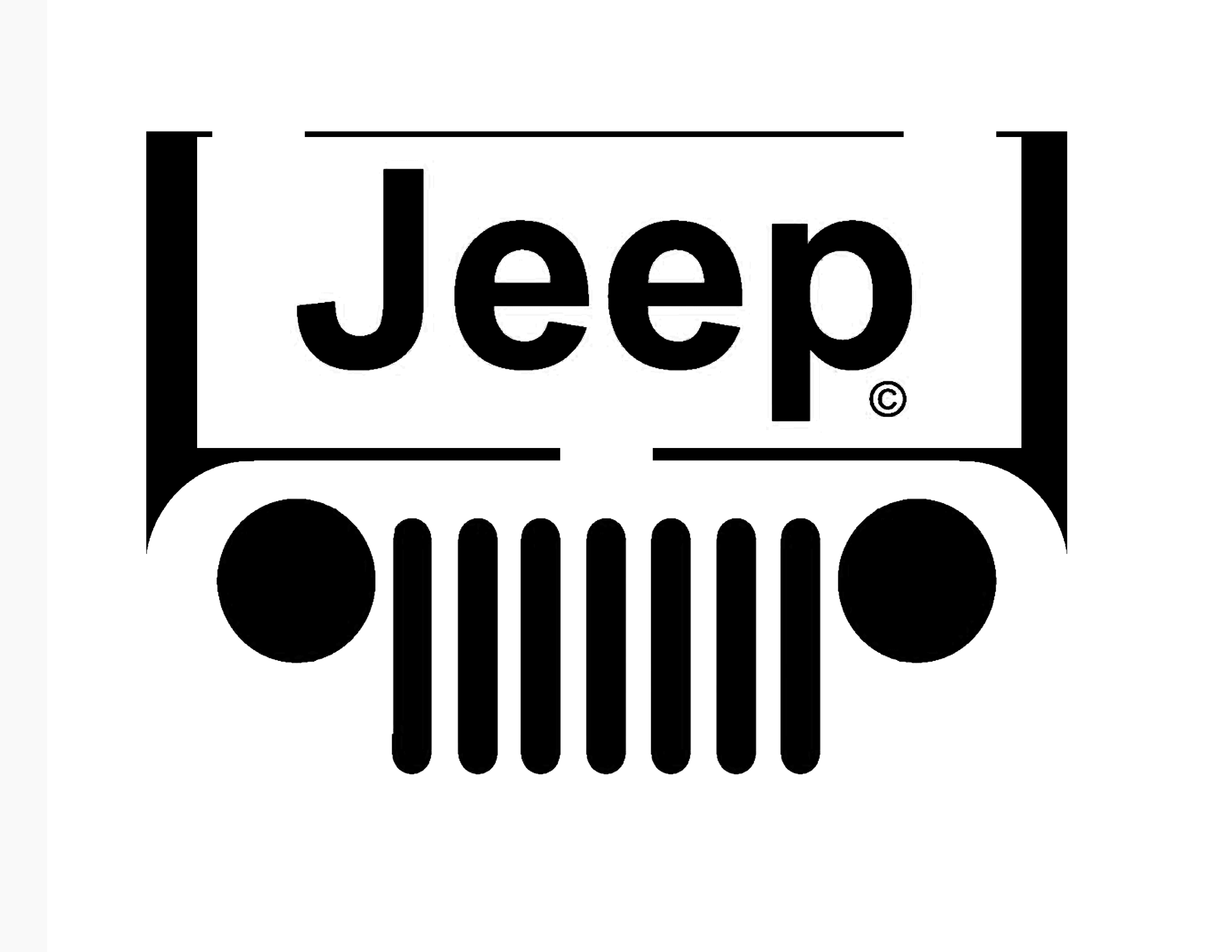 Jeep Wrangler Logos