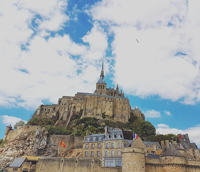 The Mont Saint Michel Abbey #cruise #crew #sailing #travel #traveling #visiting #traveler #instatravel #instago #instagood #trip #photooftheday #travelling #tourism #tourist #instapassport #instatraveling #mytravelgram #travelgram #travelingram #igtravel #instalife #travelblog