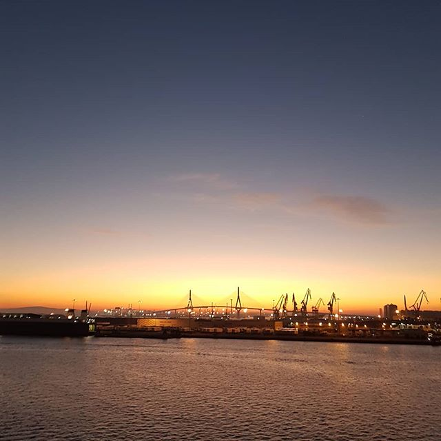 Pure morning sunrise over Cádiz #spain #cruise #crew #sailing #travel #traveling #visiting #traveler #instatravel #instago #instagood #trip #photooftheday #travelling #tourism #tourist #instapassport #instatraveling #mytravelgram #travelgram #travelingram #igtravel #instalife #travelblog #nofilter