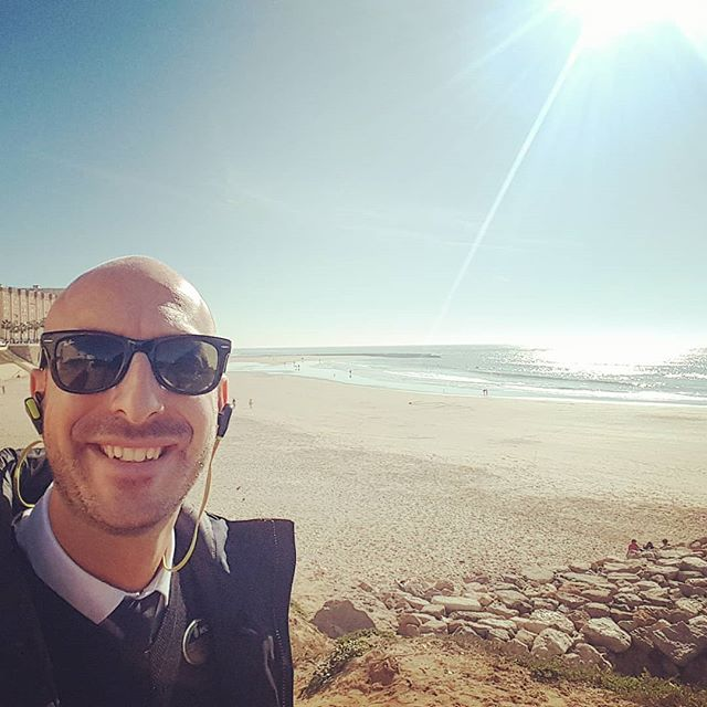 I'm feeling the intense pleasure to see the Atlantic Ocean once again #cadiz #cruise #crew #sailing #travel #traveling #traveler #instatravel #instago #instagood #trip #photooftheday #travelling #instapassport #instatraveling #mytravelgram #travelgram #travelingram #igtravel #instalife #travelblog #beach #sun