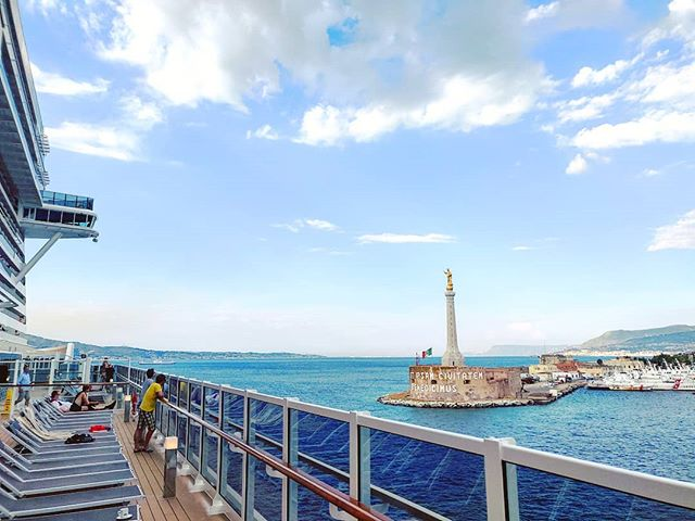 Postcard from Messina #sailaway #mscseaview #msccruises #cruising #cruise #crew #sailing #travel #traveling #traveler #instatravel #instago #instagood #trip #photooftheday #instapassport #instatraveling #mytravelgram #travelgram #travelingram #igtravel #instalife #travelblog #sea #travelstoke