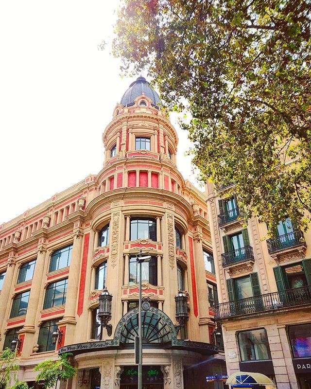 Any corner of Barcelona is as inspirating tale #architecture #postcard #cruising #cruise #crew #sailing #travel #traveling #traveler #instatravel #instago #instagood #trip #photooftheday #instapassport #instatraveling #mytravelgram #travelgram #travelingram #igtravel #instalife #travelblog #sea #travelstoke