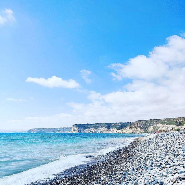 Rocky beach #cyprus #sea #travel #travelling #toptags #visiting #traveler #instatravel #instago #wanderlust #trip #photooftheday #lifeofadventure #doyoutravel #tourist #instapassport #instatraveling #mytravelgram #travelgram #travelingram #igtravel #instalife #ig_worldphoto #travelstoke #traveling #travelblog #instago