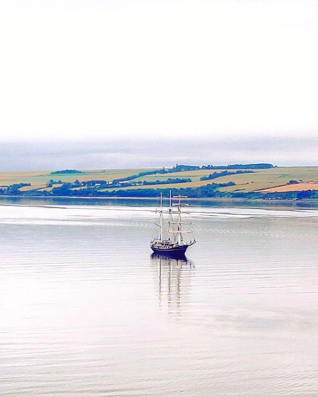 Follow the wind of your soul •••#invergordon #scotland #uk #sailing #sailinglife #crewlife  #travel #travelling #traveler #instatravel #wanderlust #trip #lifeofadventure #doyoutravel #instapassport #instatraveling #mytravelgram #travelgram #travelingram #travelstoke #traveling #travelblog #instago