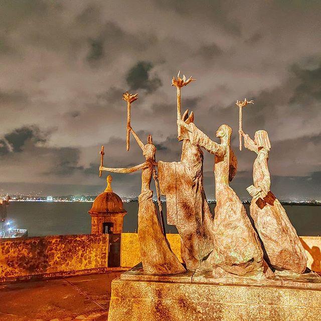 Looking to next year#puertorico #sanjuan #crew #crewlife #lifeatsea #travelphoto #travels #cruiselife #traveladdict #travelphotography #travelstoke #travelling #travelingram #traveler #travelholic #traveltheworld #cruiseship #travelblogger #arts #travel #traveller #travelgram #portorico #travelawesome #traveling
