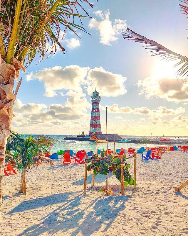 Almost there... #oceancay #msccruises #mscmarinereserve #bahamas #traveladdict #traveler #beachlife #travelblogger #lighthouse #travelgram #lighthouse_captures #travelholic #travelphotography #travel #island #beach #travelstoke #travels #beachvibes #lighthousepoint #traveling #travellife #travelers #travelling #prilaga #travelawesome #travelpics #travelingram
