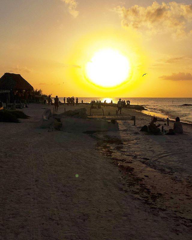 Not all sunsets are the same...😎🤙 Isla Holbox, Mexico 2015#holbox #sunset #sunny #mexico #travelholic #travelblog #beach  #beachlife #travellife #traveler #travel #travelphoto #beachvibes #travelphotography #traveller #traveladdict #sea #seascape #traveling #travelling #beachbabe #travelstoke #sand #travelingram #seaside #travelgram #tbt