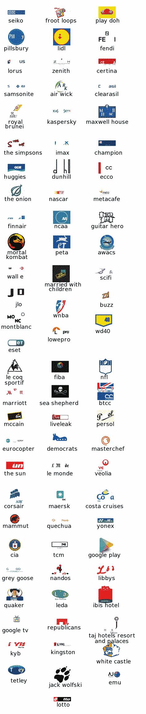 logo quiz antwoorden level 13