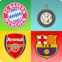Football Logos Quiz - By: FedApp Mobile - For: Android