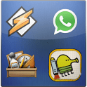 Apps Logo Quiz - By: symblCrowd - For: Android