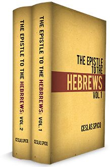 The Epistle to the Hebrews (2 vols.)