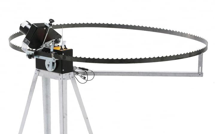 Bandsaw Blade Sharpening Robot