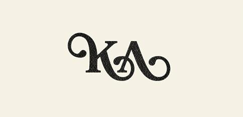 restaurant logos monogram