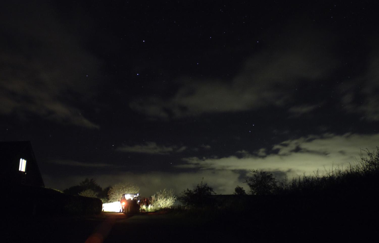 Brorfelde Night