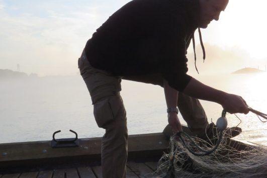 Sortie pêche