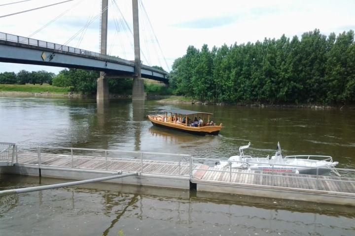 Loire-en-bateau
