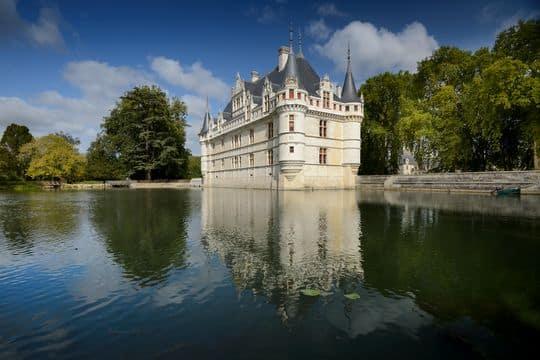 Chteaux De La Loire Tous Les Chteaux Au Bord De La Loire