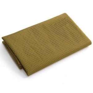 HuaYang Filet de pêche de camouflage tactique, sniper couvrir la tête voile visage? maillage? foulard écharpe(Mud Color)