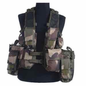 Gilet de combat RSA – Camouflage CE – Miltec
