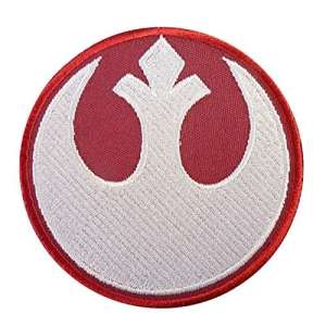 Rebel Alliance Star Wars Embroidered Sew Thermocollant Écusson Patch