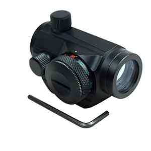Spike Lunettes de visée Hot Tactical Holographic Red Green Dot Sight Portée du projet Picatinny Rail Mount 20mm
