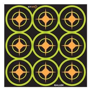 Allen 15253 12PK 3 BLK Aiming Dot – Quantity 12