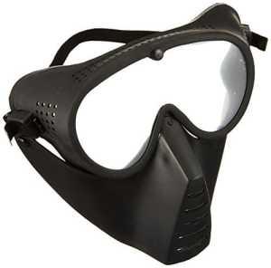 Masque et lunettes «traitement de d?sembuage» Black (GA-5B) (japan import)