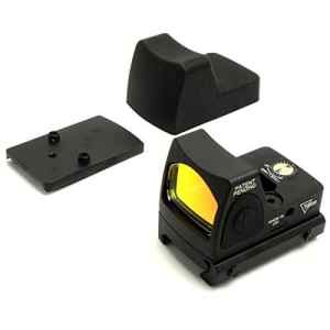 Airsoft RMR style Mini Micro Dot Sight avec montage noir