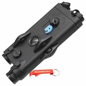 DBOYS PEQ-2 Style Airsoft AEG Battery Case – AirsoftGoGo Keychain Inclus