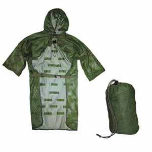 COMBAT CONCEALMENT VEST GHILLE HUNTING CAMOUFLAGE NET AIRSOFT CADET