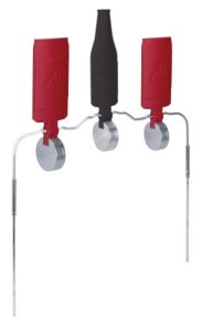 Champion duraseal Bouteille/canettes Spinner Triple Cible (Rouge/Noir)