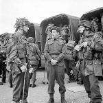 Epic Militaria WW2Reproduction British Parachutisme Militaire Casque Net Vert